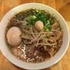Ramenfujimoto - 料理写真:らーめん(醤油) さんま  ジャンボ味付たまごトッピング〜(*^▽^*)❤️