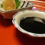 菊乃井 - イカワタお醤油