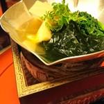 菊乃井 - 筍まだまだ美味しいわあ