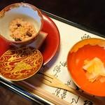 菊乃井 - 姪の祝い膳