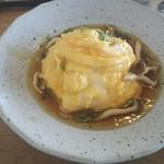 カフェ&ダイニング 海音 - 和風あんかけオムライス(雑穀ピラフのオムライス)1,080円♪