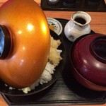 あさしお丸 - えび天丼び〜
