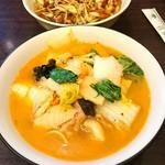 翡翠楼 新館 - ちゃんぽん麺とネギそば