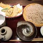 7271044 - 天せいろ蕎麦(大盛り)
