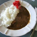 花わらべ - 料理写真:カレーライス525円