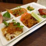 中国酒家 大三元 - 五種前菜盛合せ二人前