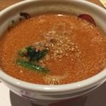 やきとり 風月 - 締めの坦々麺