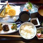 72715335 - 天ぷら定食