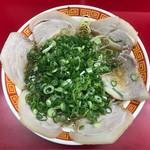 もっこす - 料理写真:中華そば    750円