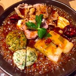 JASMINE 和心漢菜 - 四川×SUKIYAKI