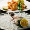しま川 - 料理写真:ふぐ料理