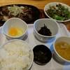 くまの - 料理写真:定番のランチ『牛焼きしゃぶ』❗