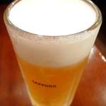 四文屋 - ◆生ビール