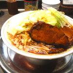 麺屋 婆娑羅 - 小ラーメン