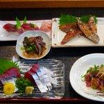 江戸前きよ寿司 - 【初がつお入荷 !!】お造り.へそ味噌煮.はらも塩焼.なめろう.握り寿司