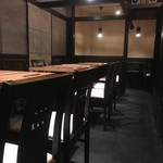 和酒 わのくに - 落ち着いた空間で美味しいお料理とお酒を楽しむことができます。