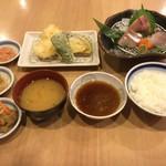 てんぷら一代 - 料理写真: