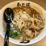 永斗麺 - 「サンマらーめん」800円