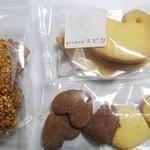森のお菓子屋 スピカ - 焼き菓子