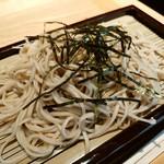 浅野屋 - ざる蕎麦