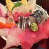 旬彩魚 いなだ - 料理写真:特上海鮮丼は1480円