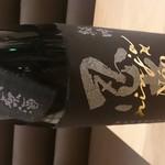日本酒バー オール・ザット・ジャズ - 忍者 純米吟醸 Neo