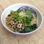 花菜 - モリンガラーメン