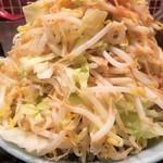 立川マシマシ - ヤサイ(1kg⁉)