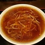 味蔵 - フカヒレ麺(860円)