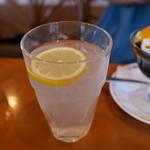 サントス珈琲店 - レモンジュース