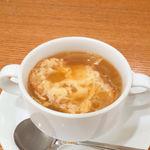 キッチンプラス - オニオンスープ