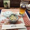 土佐鮨処おらんく家 - 料理写真:生ビールとお通し