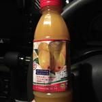 アルレハマーノ - 帰り際に持たせてくれたマンゴジュース(原産はパキスタン)