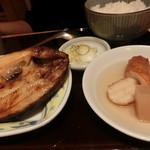 羅かん - 焼き魚定食