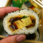 72732781 - たく寿司1080円、太巻き