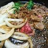 ミートたつみ - 料理写真:桜肉のすき焼き