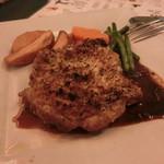 ロマーノ - 若鶏の香草マデラソース