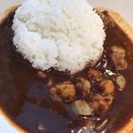 カレーワールド - 料理写真:ビーフカレー