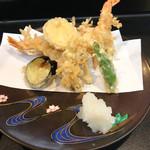 竹家 - 天ぷら定食