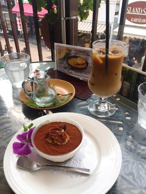 カフェレストラン ぱおむ - デザートセット