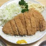 満ぷく - チーズかつ定食 900円