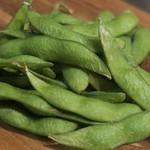 72739069 - 「枝豆の燻製」