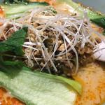 味の彩華 - 坦々麺880円