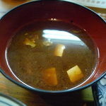 谷町 一味禅 - ☆お味噌汁はお魚がたっぷり入っています!(^^)!☆