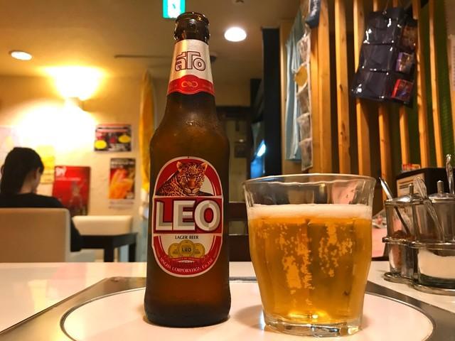 タイかぶれ食堂 - ビアリオ