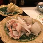 神楽坂 恵さき - ゲソ焼き