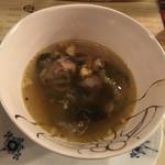 らんぷ亭 - 鼈のスープ