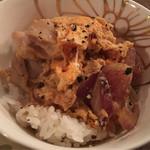 らんぷ亭 - 鼈スープの親子丼