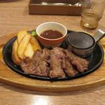 ココス - みすじカットステーキ