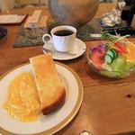 ピーターパン - 料理写真:モーニングのコース